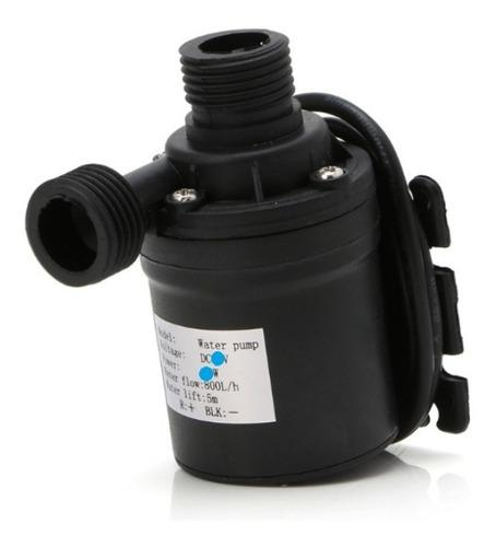 Bomba De Agua Sumergible 12v 5 Metros De Altura Y 800
