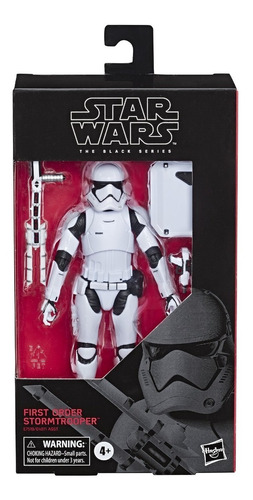 First Order Stormtrooper Ryse Of Skywalker Black Series #97