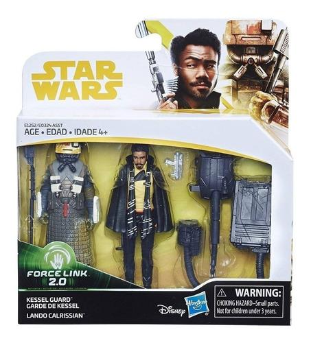 Kessel Guard Y Lando Calrissian Star Wars Force Link 2.0