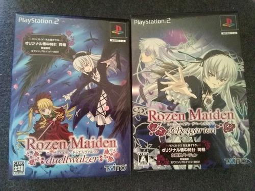 Rozen Maiden Ps2 Juegos