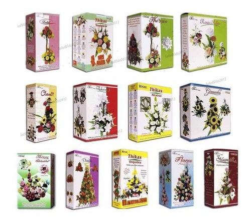 Super Paquete De Moldes 14 Kits De Moldes Para Hacer Flores