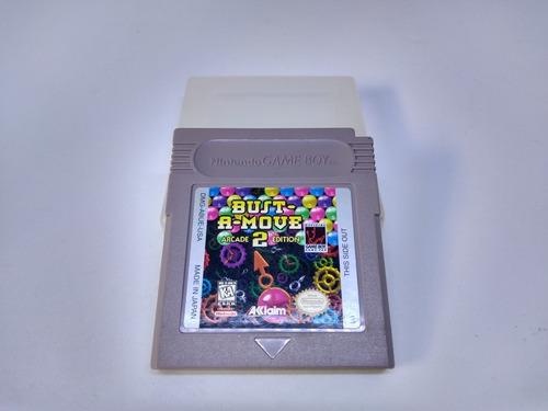 Bust A Move 2 Arcade Edition Game Boy Gb
