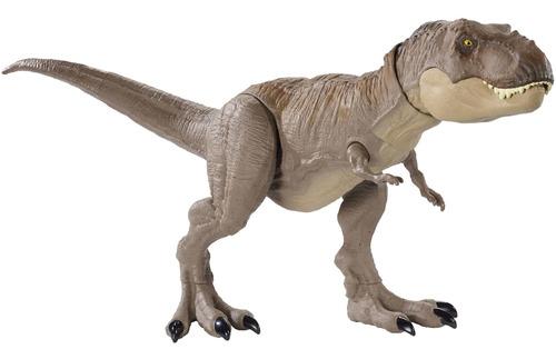 Jurassic World, T. Rex Mordida Feroz