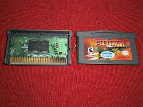 * Longaniza Games * Game Boy Advance F-14 Tomcat