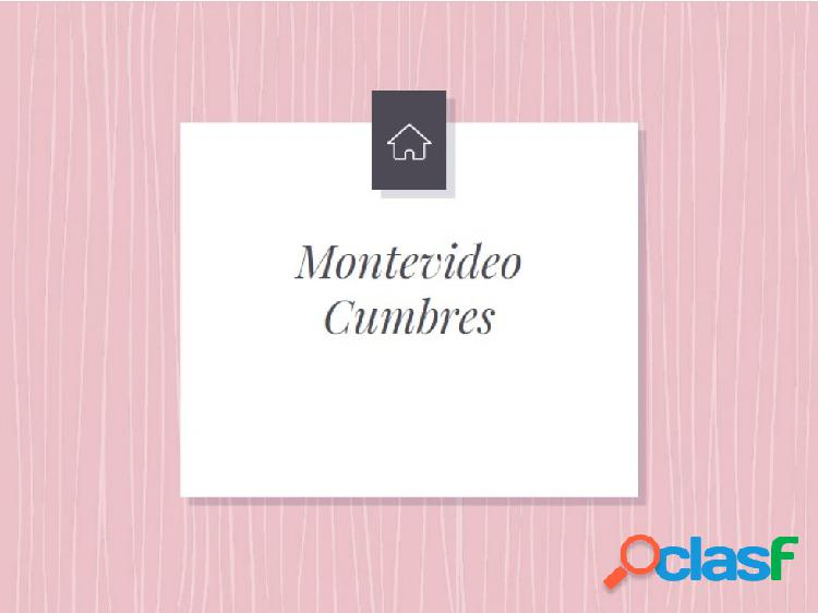 Montevideo Cumbres Casa 167