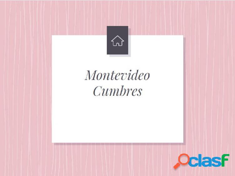 Montevideo Cumbres Casa 183-A