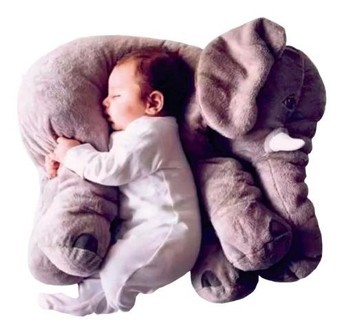 Peluche Almohada Elefante Bebé Muñeco Envío Inmediato