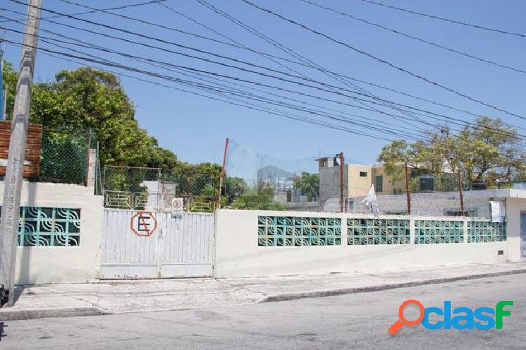 Terreno comercial en renta en Tecolutla, Carmen, Campeche