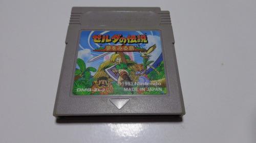 The Legend Of Zelda Link's Awakening Gameboy Ver. Japonesa