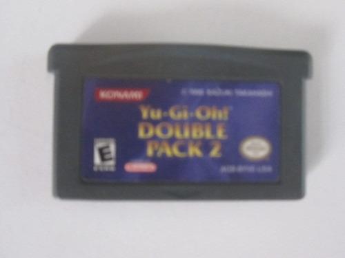 Yu Gi Oh Gba Double Pack 2 Gba Game Boy Advance Reaktor