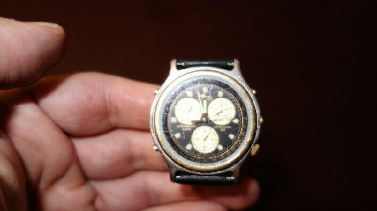 relojes japoneses marca Lotus de cuarzo usado, en