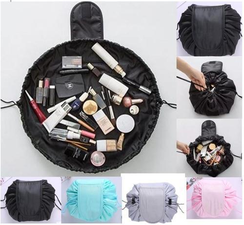 Cosmetiquera, Organizador Para Viaje, Bolsa, Portatil Grande