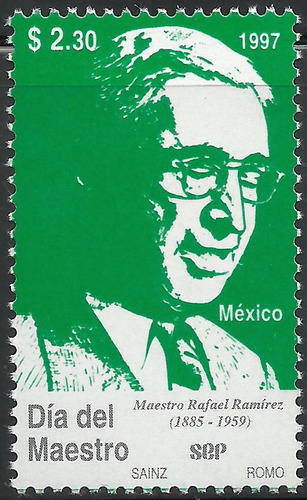 Día Del Maestro Profesor Rafael Ramírez Sep Sc