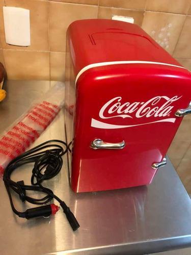 Mini Refrigerador Coca Cola De Colección