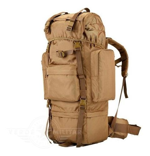 Mochila Táctica Militar Backpack Multiusos Bolsa De Viaje