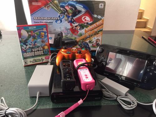 Nintendo Wii U Mario Kart Deluxe Set 32 Gb