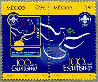 Scout Escultismo México Rosa D Los Vientos Sc