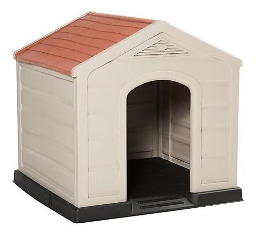 Casa Para Perro Rimax Extra Grande 92 Cm X 90 Cm X 89 Cm
