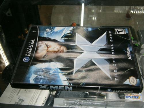 * Longaniza Games * Game Cube X Men 3