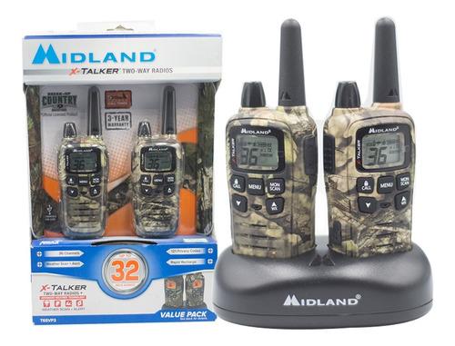 Radio Midland X Talker 32 Millas 36 Canales 2 Vias