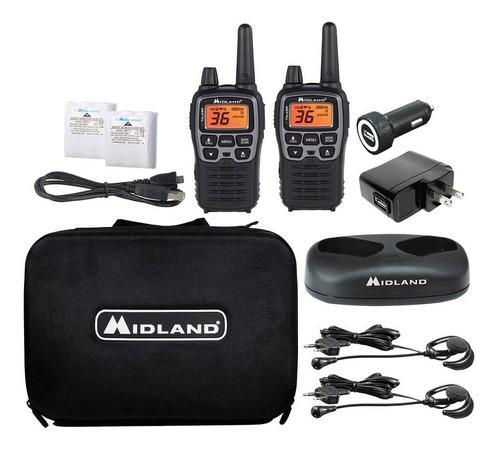 Radios Midland X Talker T77vp5 61km* Manos Libres Estuche