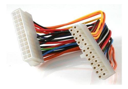 Cable Para Fuente De Poder Startech M/h Atx 24 Pines 20cm