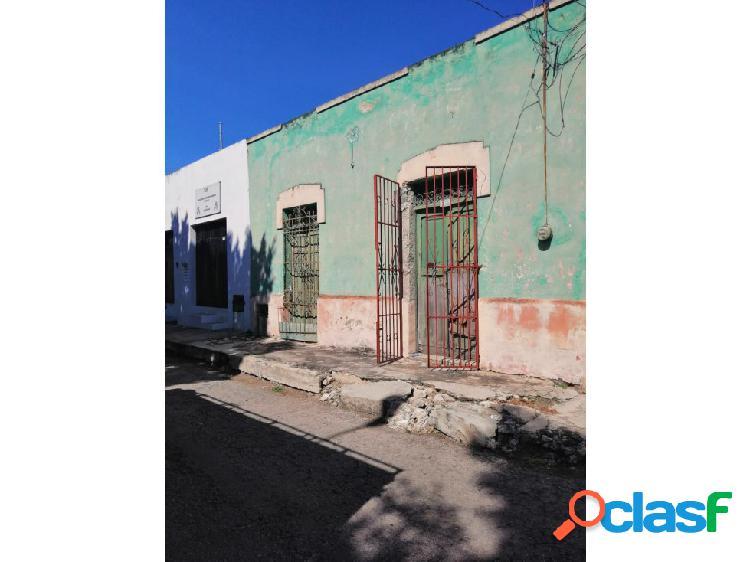 Casa colonial en venta Merida centro