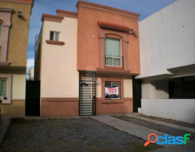 Casa en renta en Chihuahua Fraccionamiento Provincia de
