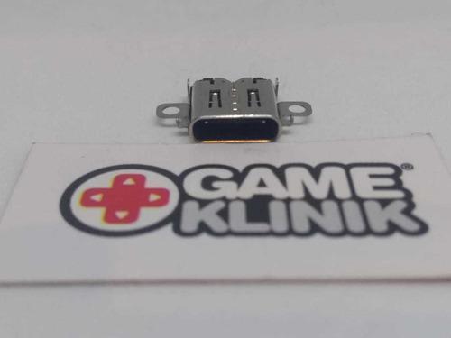 Centro De Carga Nintendo Switch Micro Usb C Nuevo