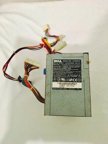 Fuente De Poder Dell Original Modelo Cx305-n00 305w