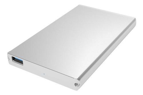 Gabinete Carcasa Ultra Slim Disco Duro Usb 3.0 2.5 Aluminio