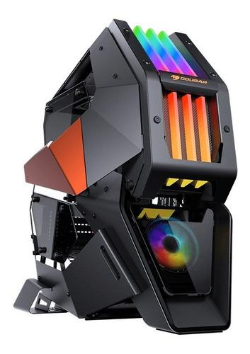 Gabinete Gamer Cougar Conquer 2 Rgb Tg Full Tower