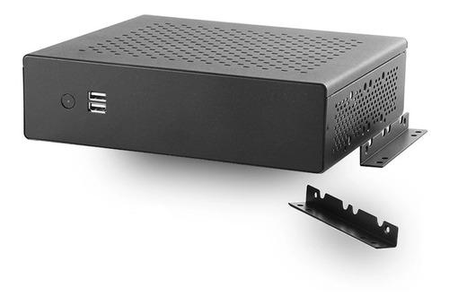 Gabinete Mas Pequeño Con Psu 120w Mini-itx Htpc Computadora