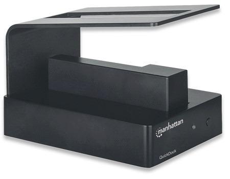 Gabinete Quick Port Para Discos Duros 3.5 Y 2.5 Usb 3.0 12v