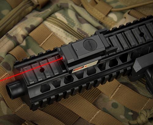 Mira Tactica Laser Militar Tactico Compacto Envio Gratis