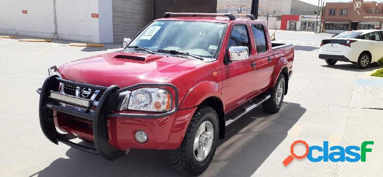 Nissan Frontier LE TM