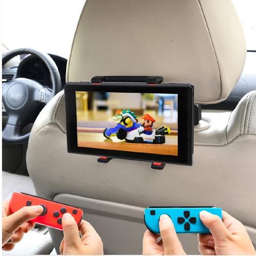 Soporte Base Dock Para Carro Auto Nintendo Switch Envio Msi