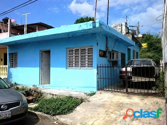 Terreno comercial en venta en Colonia Las Antillas, Veracruz