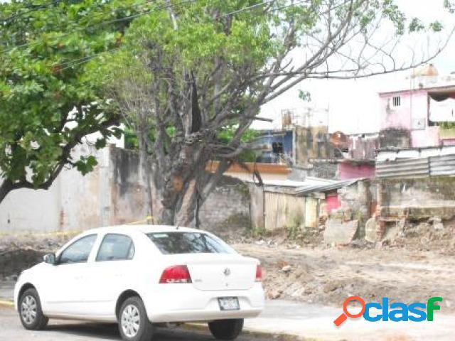 Terreno comercial en venta en Colonia Veracruz Centro,
