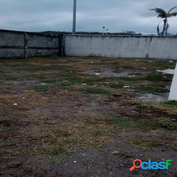 Terreno comercial en venta en Zona industrial Bruno Pagliai,