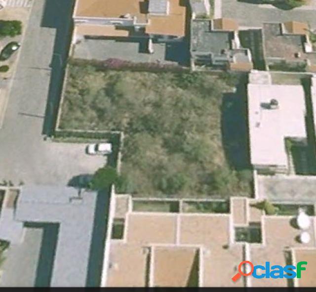 Terreno residencial en venta en Colonia Ex-Hacienda