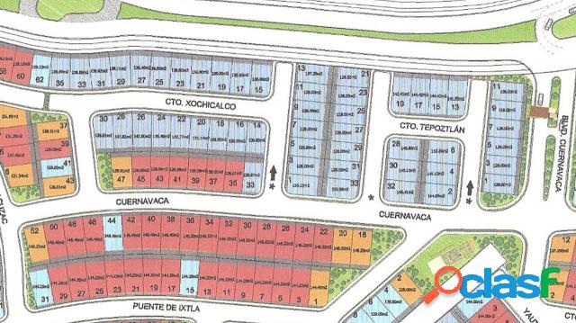 Terreno residencial en venta en Fraccionamiento Lomas de
