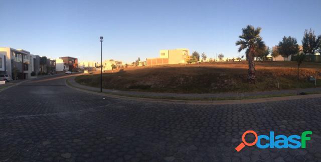 Terreno residencial en venta en Fraccionamiento Parque el