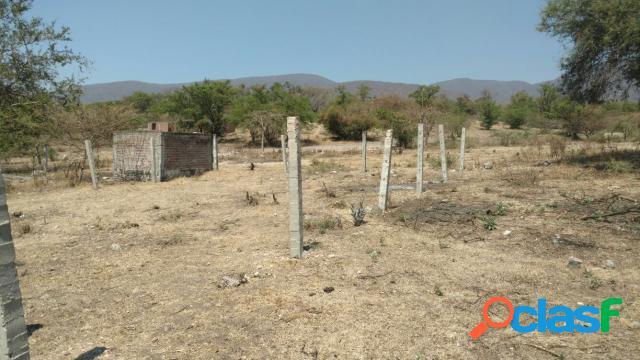 Terreno residencial en venta en Pueblo San Isidro, Yautepec