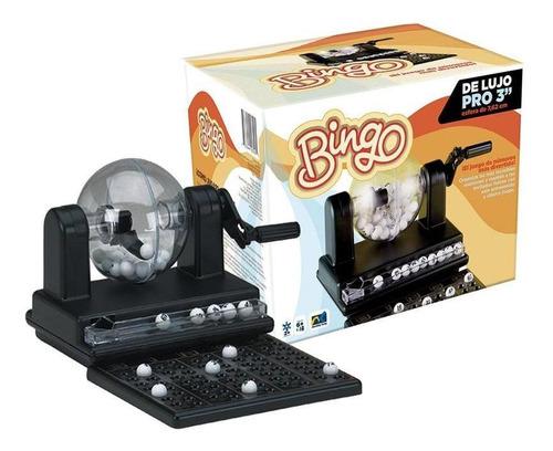 Bingo De Lujo Mini Esfera De Plástico De 3 Pulgadas