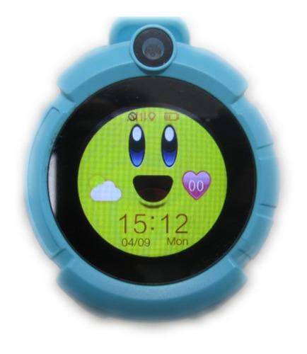 Gps Smartwatch Reloj Localizador Gps Wifi Cámara Touch