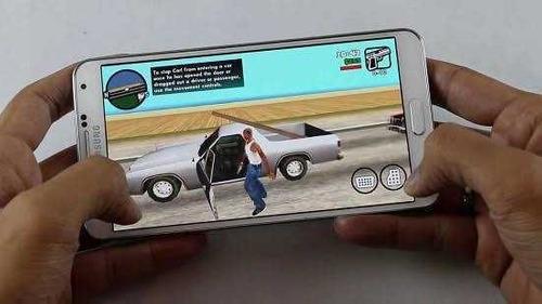 Juego Digital Grand Theft Auto San Andreas Para Android