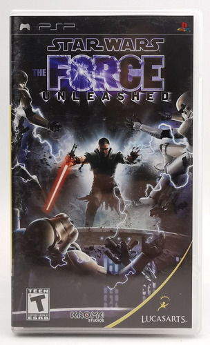 Star Wars The Force Unleashed Psp 1 Original * R G Gallery