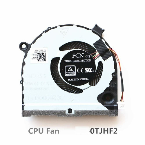 Ventilador Dell Gamer G Gtjhf2 Cpu V80 A