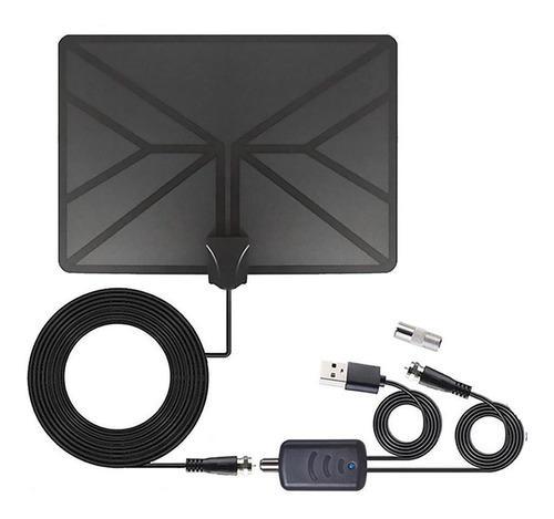 996 Millas 1080p Dvb-t2 Hdtv Antena Interior Tv Señal (b)